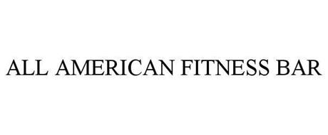 ALL AMERICAN FITNESS BAR