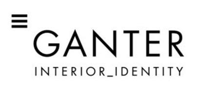 ganter interior identity trademark of ganter interior gmbh serial number 77948096. Black Bedroom Furniture Sets. Home Design Ideas