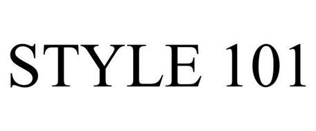 STYLE 101