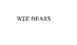 WEE BEARS
