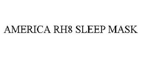 AMERICA RH8 SLEEP MASK