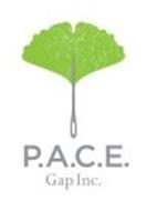 P.A.C.E. GAP INC.