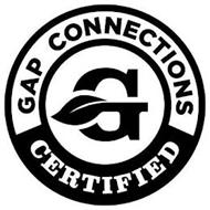 G GAP CONNECTIONS CERTIFIED