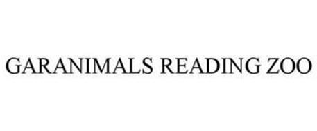 GARANIMALS READING ZOO