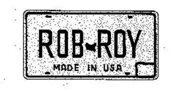 ROB ROY MADE IN USA