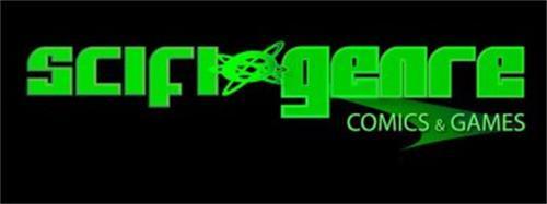 SCIFI GENRE COMICS & GAMES