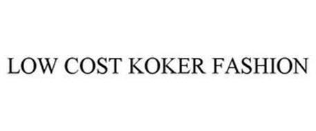 LOW COST KOKER FASHION