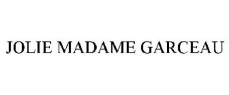 JOLIE MADAME GARCEAU