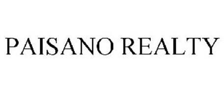 PAISANO REALTY