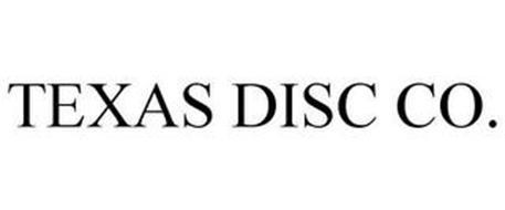 TEXAS DISC CO.