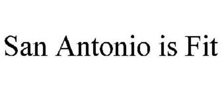 SAN ANTONIO IS FIT