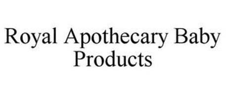 ROYAL APOTHECARY BABY PRODUCTS