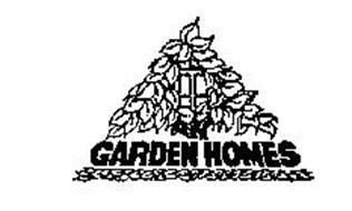 Garden Homes Trademark Of Garden Homes Management Corporation Serial Number 72381453
