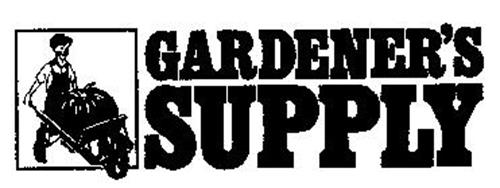 Gardener 39 s supply trademark of gardener 39 s supply company for Gardeners supply company catalog