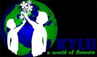 KYLU A WORLD OF FLOWERS