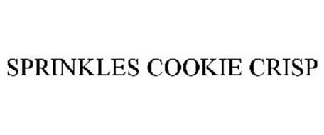 SPRINKLES COOKIE CRISP