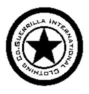 GUERRILLA INTERNATIONAL CLOTHING CO.