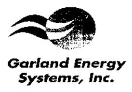 GARLAND ENERGY SYSTEMS, INC.