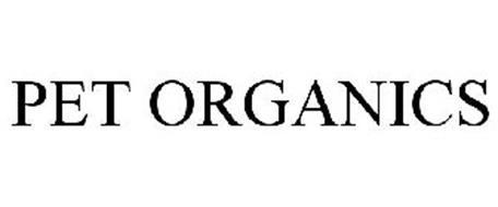 PET ORGANICS