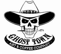 GHOST TOWN ART & COFFEE COMPANY