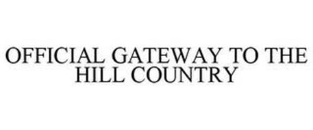 OFFICIAL GATEWAY TO THE HILL COUNTRY