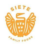 SIETE FAMILY FOODS