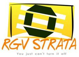 RGV STRATA YOU JUST CAN'T TURN IT OFF