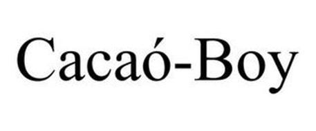 CACAÓ-BOY