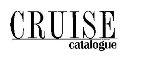 CRUISE CATALOGUE