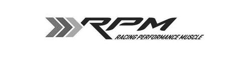RPM RACING PERFORMANCE MUSCLE