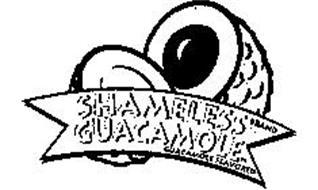 SHAMELESS GUACAMOLE BRAND GUACAMOLE FLAVORED