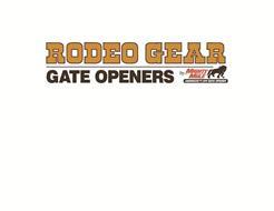 RODEO GEAR GATE OPENERS BY MIGHTY MULE AMERICA'S #1 DIY GATE OPENER