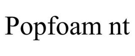 POPFOAM NT