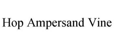 HOP AMPERSAND VINE
