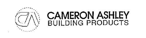 CA CAMERON ASHLEY BUILDING PRODUCTS Trademark of GAURDIAN