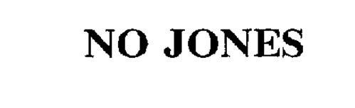 NO JONES