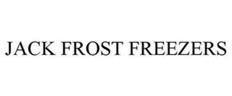 JACK FROST FREEZERS