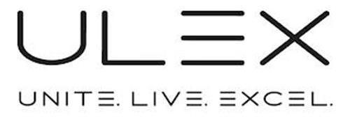 ULEX UNITE. LIVE. EXCEL.