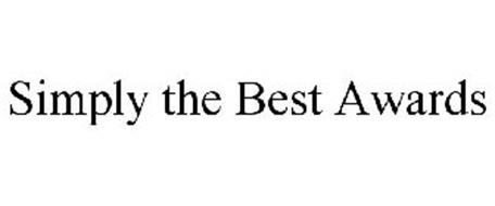 SIMPLY THE BEST AWARDS