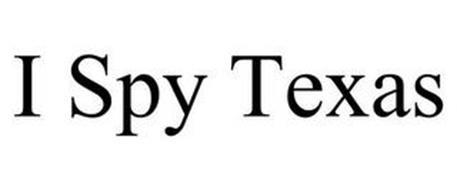 I SPY TEXAS