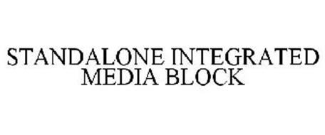 STANDALONE INTEGRATED MEDIA BLOCK