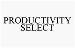 PRODUCTIVITY SELECT