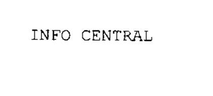 INFO CENTRAL