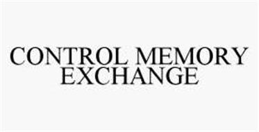 CONTROL MEMORY EXCHANGE