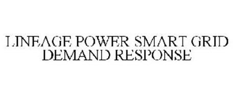 LINEAGE POWER SMART GRID DEMAND RESPONSE