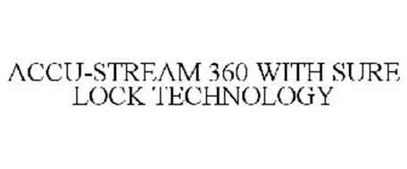 ACCU-STREAM 360 WITH SURE LOCK TECHNOLOGY