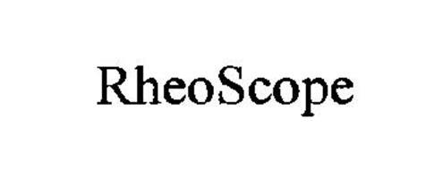 RHEOSCOPE