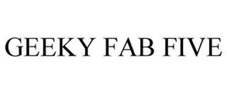 GEEKY FAB FIVE