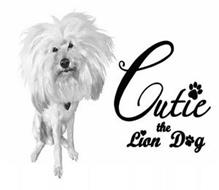 CUTIE THE LION DOG