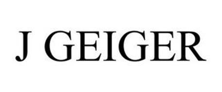 J GEIGER